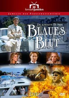 Blaues Blut - Die komplette Serie (4 DVDs) (1990) [Gebraucht - Zustand (Sehr Gut)]