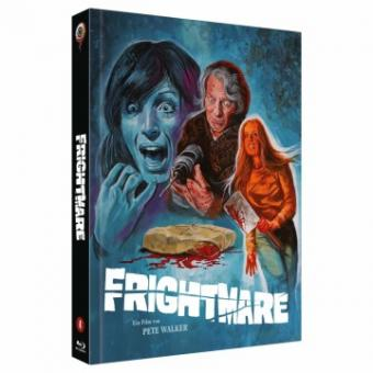 Frightmare - Alptraum (Limited Mediabook, Blu-ray+DVD, Cover B) (1974) [Blu-ray]