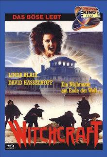 Witchcraft - Das Böse lebt (Limited Mediabook, Blu-ray+DVD, Cover B) (1988) [FSK 18] [Blu-ray]