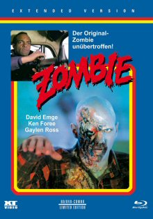 Dawn Of The Dead (Limited 3 Disc Mediabook, Blu-ray+DVD, Extended-Version - Cover A) (1978) [FSK 18] [Blu-ray]