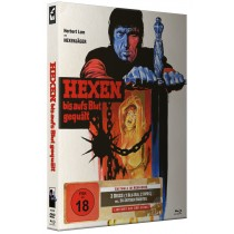 Hexen bis aufs Blut gequält - Mark of the Devil (Limited Mediabook, Blu-ray+2 DVDs, Cover B) (1970) [FSK 18] [Blu-ray]