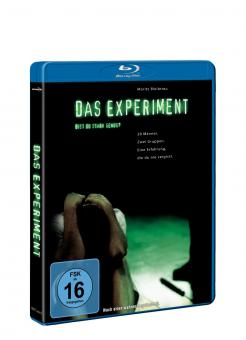 Das Experiment (2001) [Blu-ray]