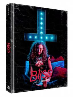 Bliss (Limited Mediabook, Blu-ray+DVD, Cover B) (2019) [FSK 18] [Blu-ray]