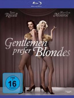 Blondinen bevorzugt (1953) [Blu-ray]