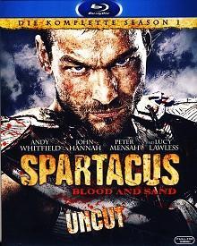 Spartacus: Blood and Sand - Die komplette erste Staffel (Uncut Österreich Version) [FSK 18] [Blu-ray]