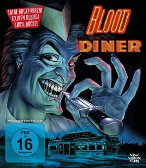 Blood Diner (Uncut) (1987) [Blu-ray]