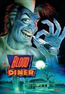 Blood Diner (Uncut, Limitiert auf 250 Stück, Cover A) (1987)