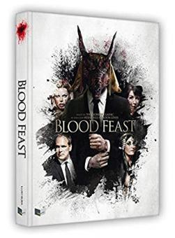 Blood Feast - Blutiges Festmahl (Limited Wattiertes Mediabook, 4 Discs, Cover A) (2016) [FSK 18] [Blu-ray]