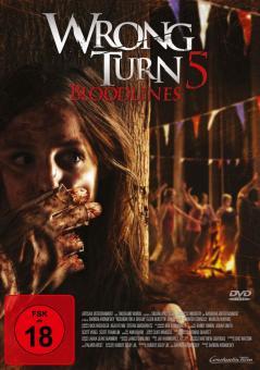 Wrong Turn 5: Bloodlines (2012) [FSK 18]
