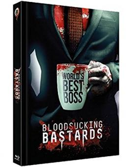 Bloodsucking Bastards (Limited Mediabook, Blu-ray+DVD, Cover A) (2015) [Blu-ray]