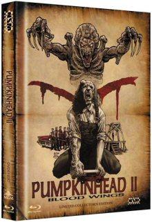 Pumpkinhead 2 (Limited Mediabook, Blu-ray+DVD, Cover C) (1994) [FSK 18] [Blu-ray]