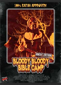 Bloody Bloody Bible Camp (Limited Mediabook, Blu-ray+DVD, Cover B) (2011) [FSK 18] [Blu-ray]