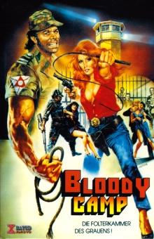 Bloody Camp - Die Folterkammer des Grauens! (kleine Hartbox) [FSK 18]