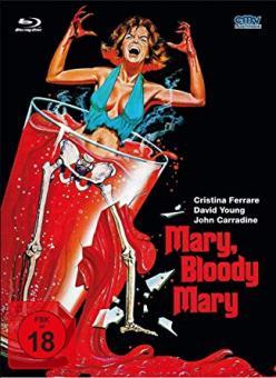 Mary, Bloody Mary (Limited Mediabook, Blu-ray+DVD) (1976) [FSK 18] [Blu-ray]