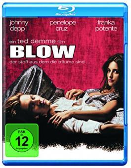 Blow (2001) [Blu-ray]