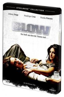 Blow (Steelbook) (2001)