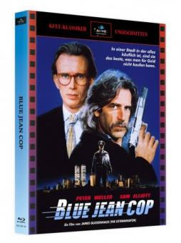 Blue Jean Cop (Limited Mediabook, Cover A) (1988) [Blu-ray]