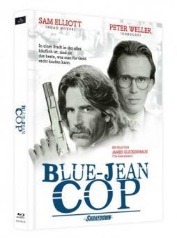 Blue Jean Cop (Limited Mediabook, Cover D) (1988) [Blu-ray]
