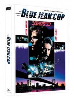 Blue Jean Cop (Limited Mediabook, Cover E) (1988) [Blu-ray]
