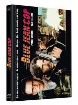 Blue Jean Cop (Limited Mediabook, Cover F) (1988) [Blu-ray]