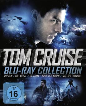 Tom Cruise Collection (5 Discs) [Blu-ray]