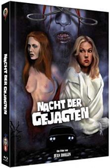 Nacht der Gejagten (Limited Mediabook, Blu-ray+DVD, Cover C) (1980) [FSK 18] [Blu-ray]