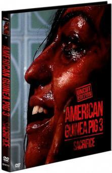 American Guinea Pig 3 - Sacrifice (Limited Mediabook, Cover C) (2017) [FSK 18]