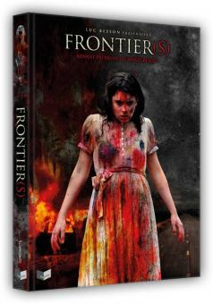 Frontier(s) (Limited Uncut Mediabook, Blu-ray + DVDs, Cover D) (2007) [FSK 18] [Blu-ray]