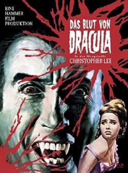 Das Blut von Dracula (Limited Mediabook, Blu-ray+DVD) (1970) [Blu-ray]