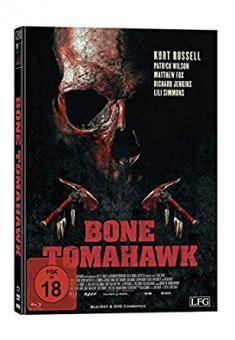 Bone Tomahawk (Limited Mediabook, Blu-ray+DVD, Cover B) (2015) [FSK 18] [Blu-ray]