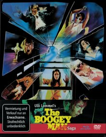 The Boogey Man (Limited FuturePak, Blu-ray+3 DVDs) (1980) [FSK 18] [Blu-ray]