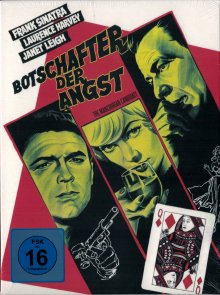 Botschafter der Angst (Limited Digipak, Blu-ray+2 DVDs) (1962) [Blu-ray]