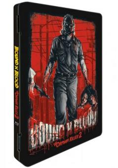 Bound X Blood: The Orphan Killer 2 (Limited FuturePak) (2015) [FSK 18] [Blu-ray]