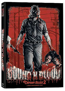 Bound X Blood: The Orphan Killer 2 (Limited Mediabook, Blu-ray+DVD, Cover A) (2015) [FSK 18] [Blu-ray]