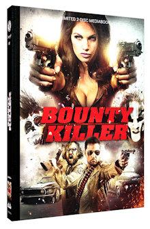 Bounty Killer (Limited Mediabook, Blu-ray+DVD, Cover A) (2013) [FSK 18] [Blu-ray]