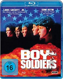 Boy Soldiers (1991) [Blu-ray]