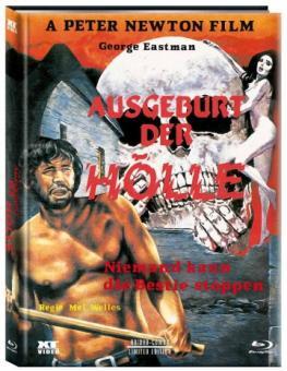 Absurd (Limited Mediabook, Blu-ray+DVD, Cover A) (1981) [FSK 18] [Blu-ray]
