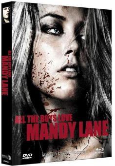 All the Boys love Mandy Lane (Limited Mediabook, Blu-ray+DVD, Cover A) (2006) [FSK 18] [Blu-ray]