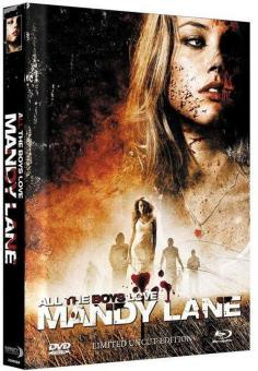 All the Boys love Mandy Lane (Limited Mediabook, Blu-ray+DVD, Cover B) (2006) [FSK 18] [Blu-ray]