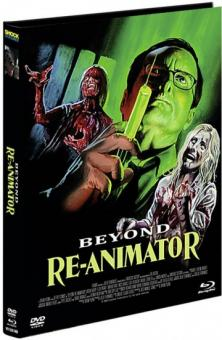 Beyond Re-Animator (Limited Mediabook, Blu-ray+DVD, Cover B) (2003) [FSK 18] [Blu-ray]