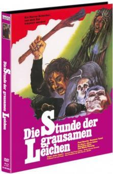 Die Stunde der grausamen Leichen (Limited Mediabook, Blu-ray+DVD, Cover A) (1973) [FSK 18] [Blu-ray]