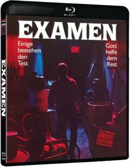 Final Exam (Examen) (Uncut Edition) (1981) [FSK 18] [Blu-ray] [Gebraucht - Zustand (Sehr Gut)]