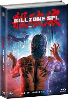 Kill Zone S.P.L. (Limited Wattiertes Mediabook, Blu-ray+DVD) (2005) [FSK 18] [Blu-ray]