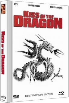 Kiss of the Dragon (Limited Mediabook, Blu-ray+DVD, Cover B) (2001) [FSK 18] [Blu-ray]