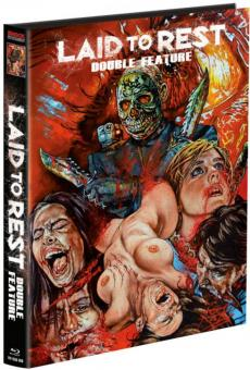 Laid to Rest 1&2 (Limited Wattiertes Mediabook, 2 Disc) [FSK 18] [Blu-ray]