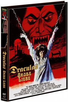 Draculas große Liebe (Limited Mediabook, Blu-ray+DVD, Cover A) (1973) [FSK 18] [Blu-ray]