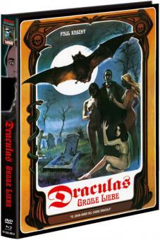 Draculas große Liebe (Limited Mediabook, Blu-ray+DVD, Cover B) (1973) [FSK 18] [Blu-ray]