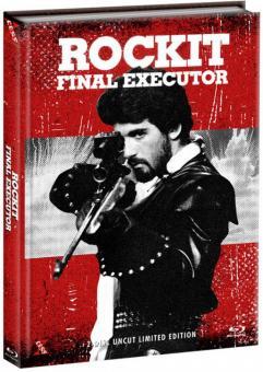 Rockit - Final Executor (Limited Mediabook, Blu-ray+DVD, Cover C) (1984) [FSK 18] [Blu-ray]