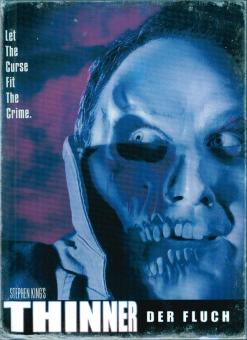 Thinner - Der Fluch (Limited Mediabook, Blu-ray+DVD, Cover A) (1996) [FSK 18] [Blu-ray]