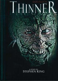 Thinner - Der Fluch (Limited Mediabook, Blu-ray+DVD, Cover B) (1996) [FSK 18] [Blu-ray]